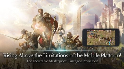 Lineage 2 Revolution iPhone image 5