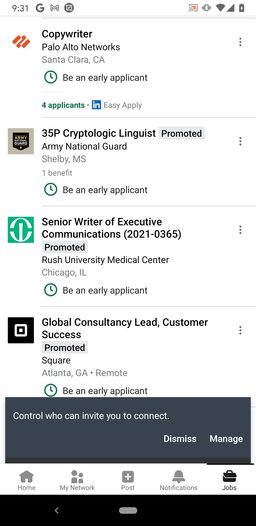 LinkedIn 4 1 315 - Download for Android APK Free
