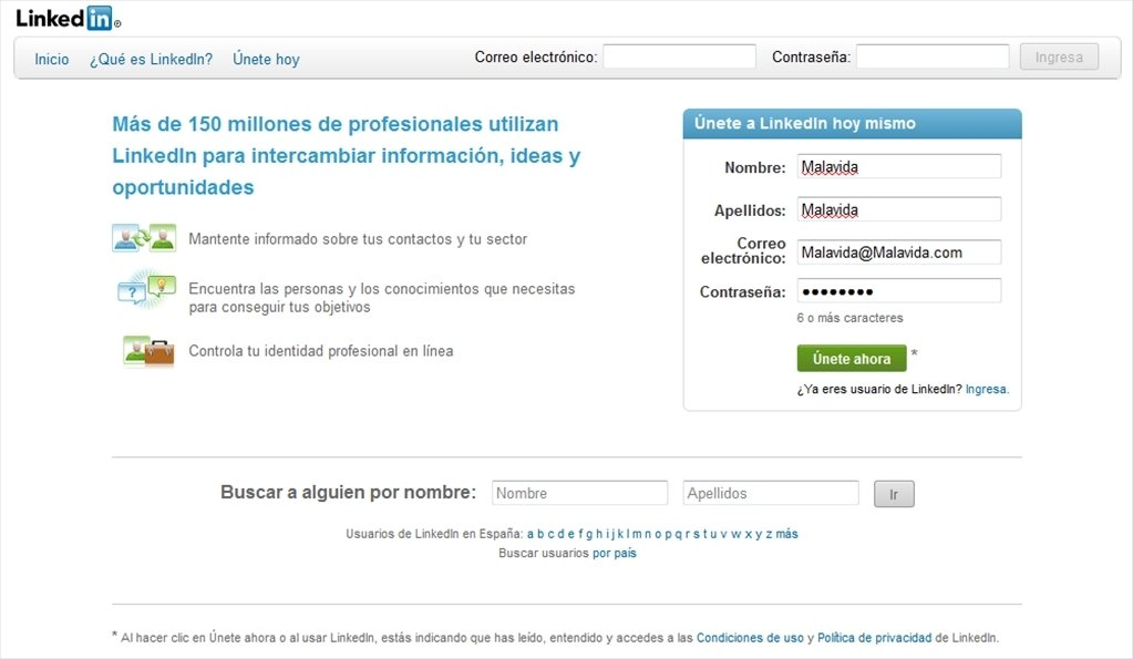 LinkedIn Webapps image 5