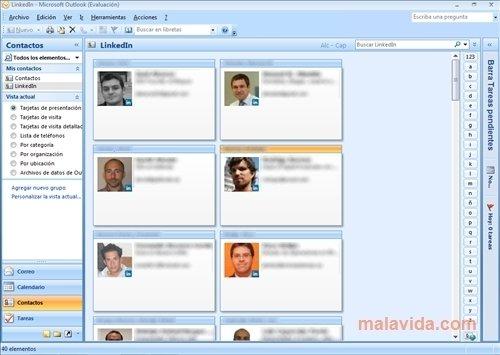 LinkedIn for Outlook image 2