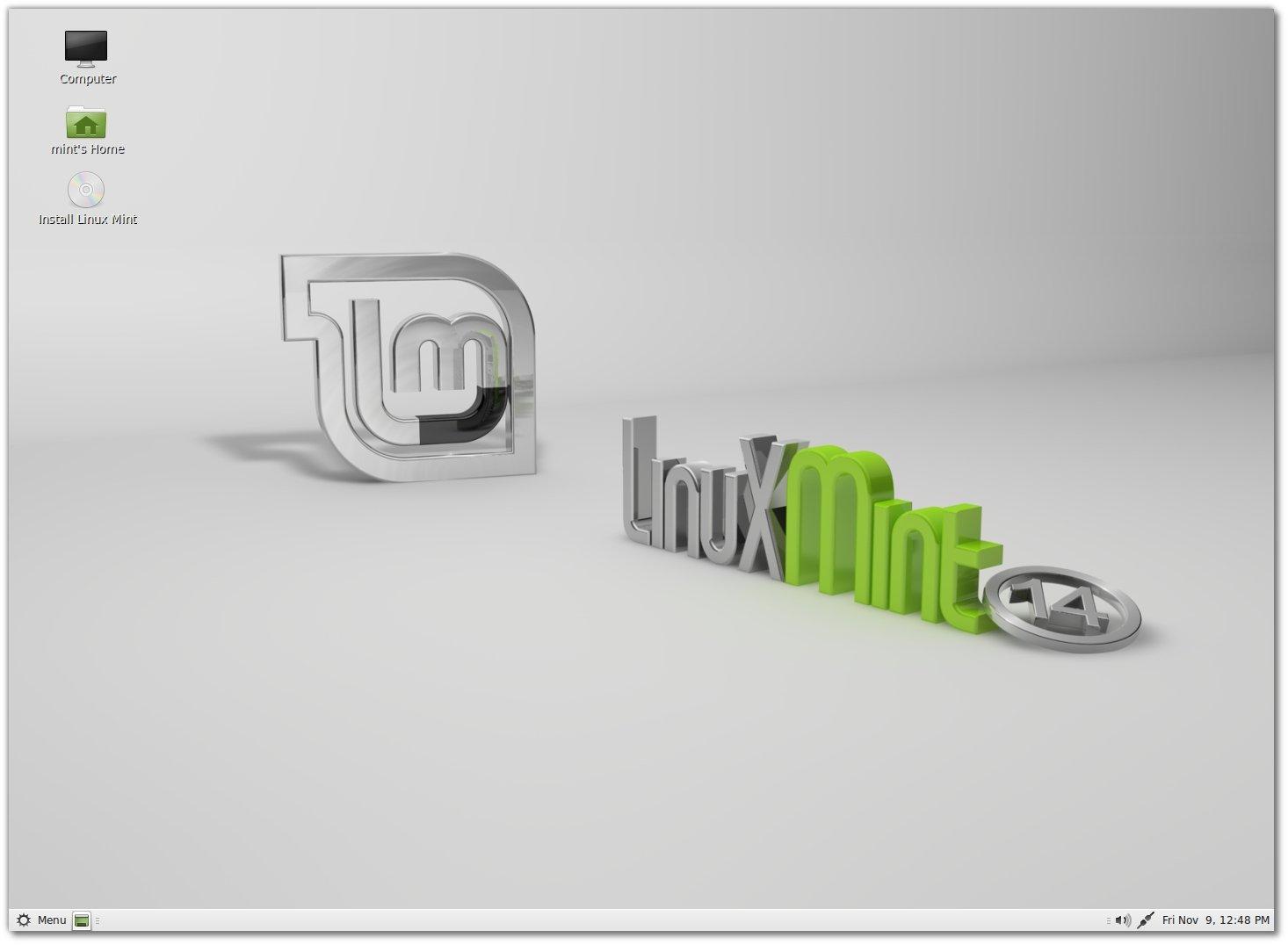 Linux Mint 17.1 Rebecca