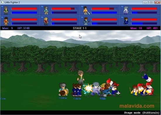 Free download game little fighter 1 for windows ~ gameku.