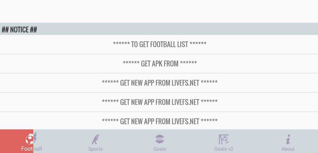 Live Football 500 - Download for Android APK Free
