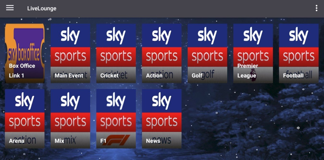 free sky tv app for android
