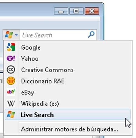 Live Search 20090701