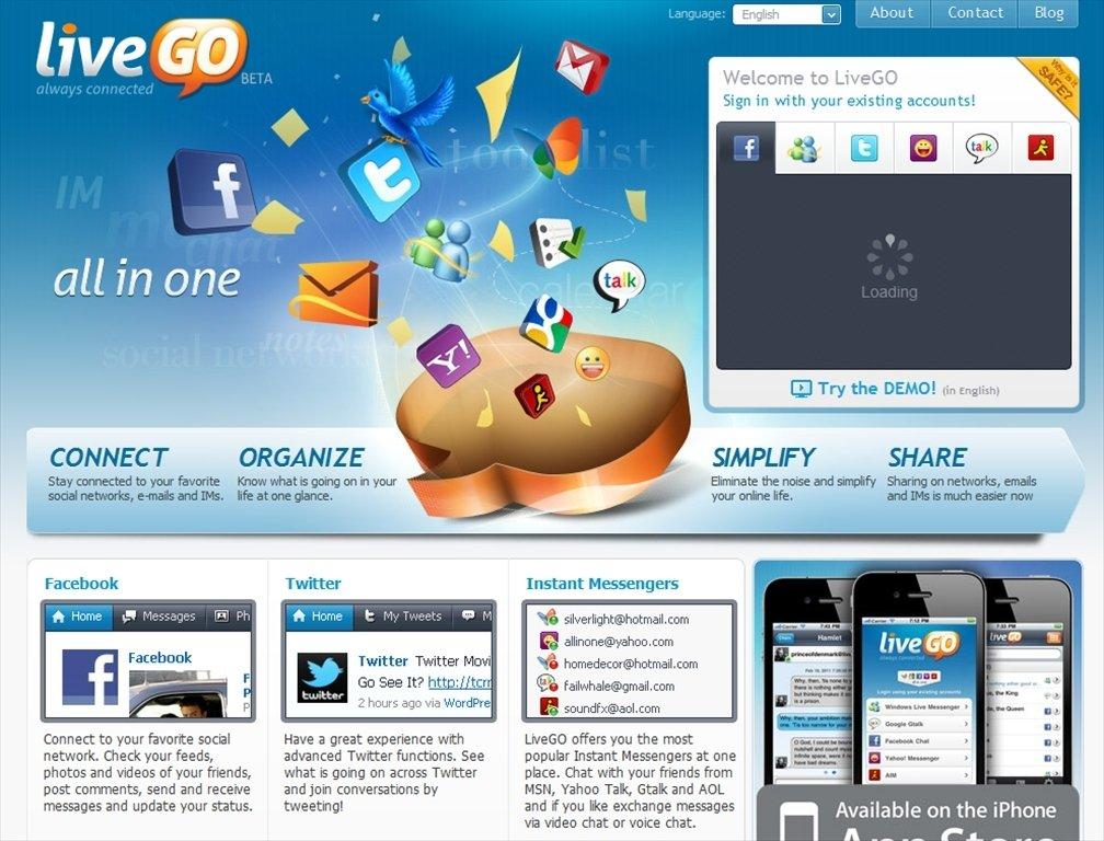 LiveGO Webapps image 4