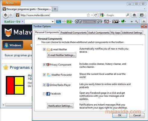 Live-RadioTV Toolbar image 4