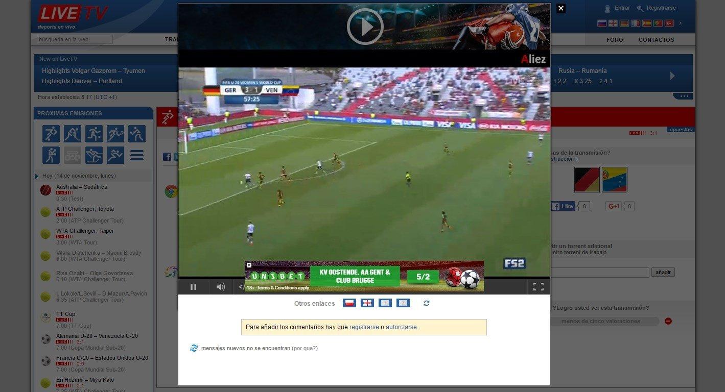 Ru sx tv live LiveTV /