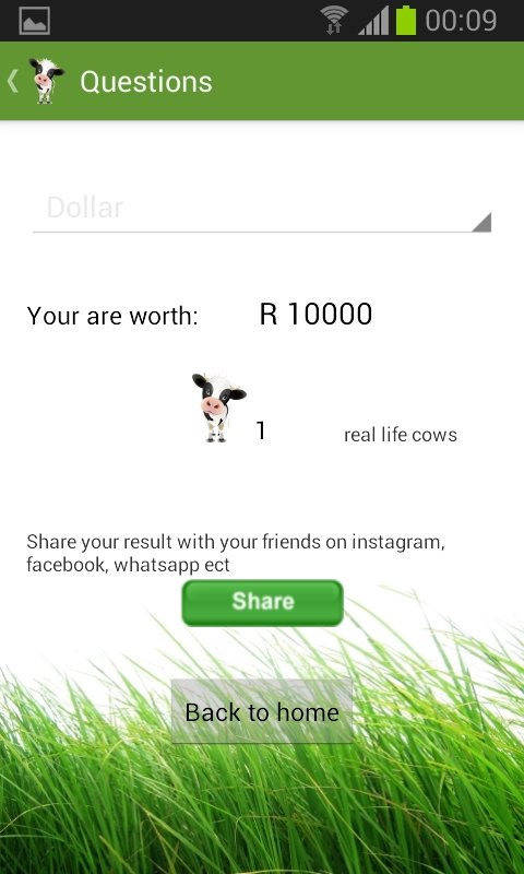 Lobola Calculator Android image 5