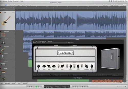 Logic Pro X 10.0.3