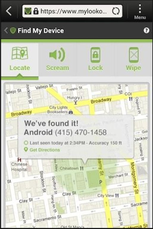 Lookout 10 27 2-d418476 - Download for Android APK Free