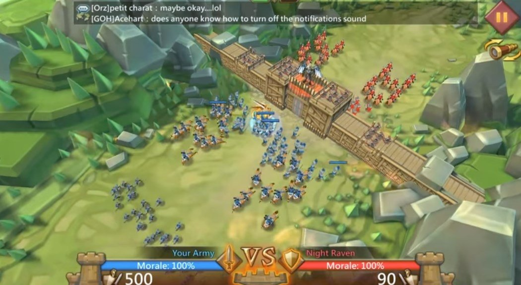 Lords Mobile Guerra De Reinos 1 81 Descargar Para Android Apk Gratis