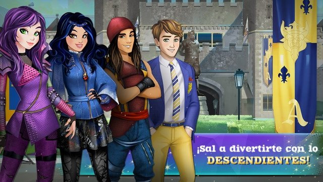 Descendants iPhone image 5