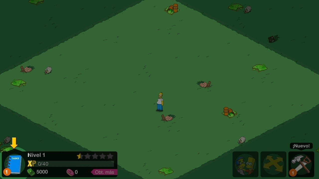 The Simpsons: Tapped Out 4 39 0 - Download for Android APK Free