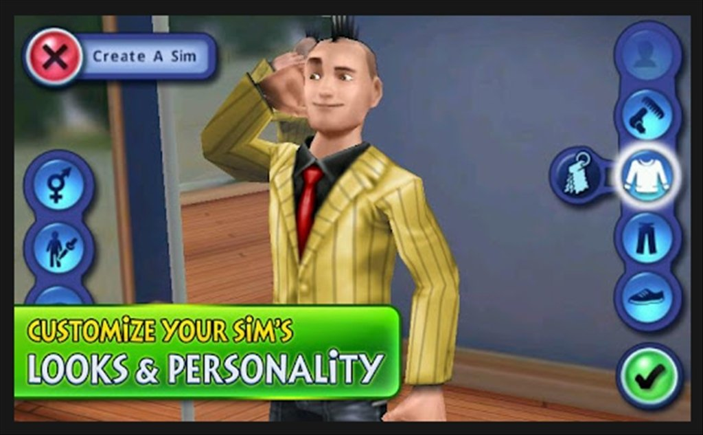 The Sims Android image 5
