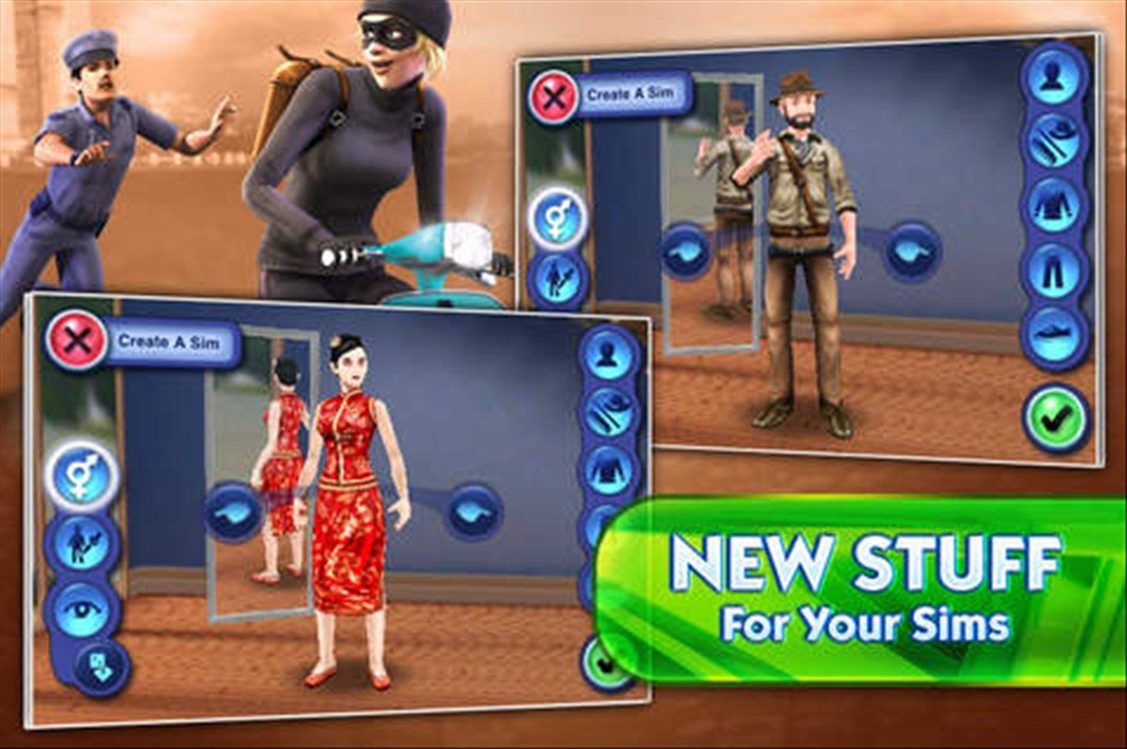 Create A Sim Online