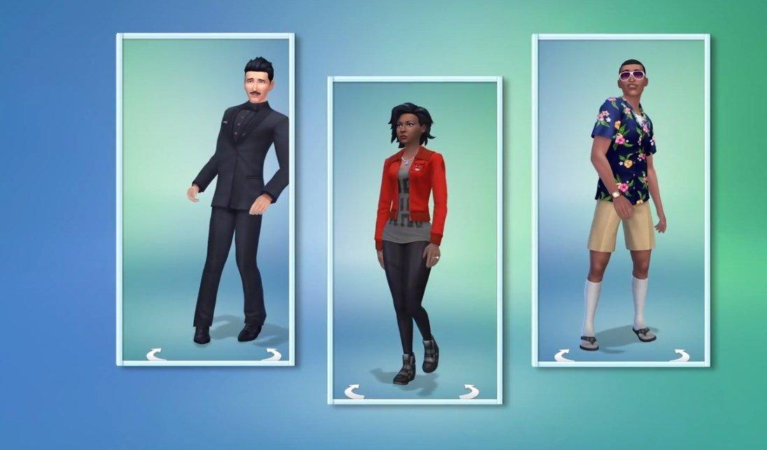 The Sims 4 Create a Sim image 6