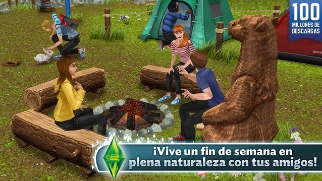Les Sims FreePlay iPhone image 5