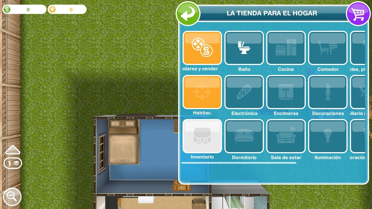 The Sims FreePlay 5 47 1 - Download for Android APK Free