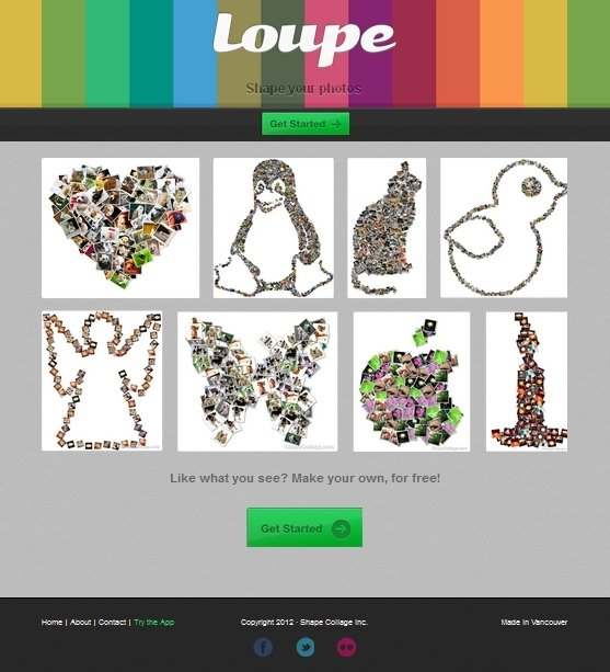 Loupe Webapps image 6