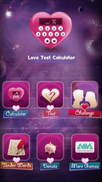 Love Test Calculator Android image 8