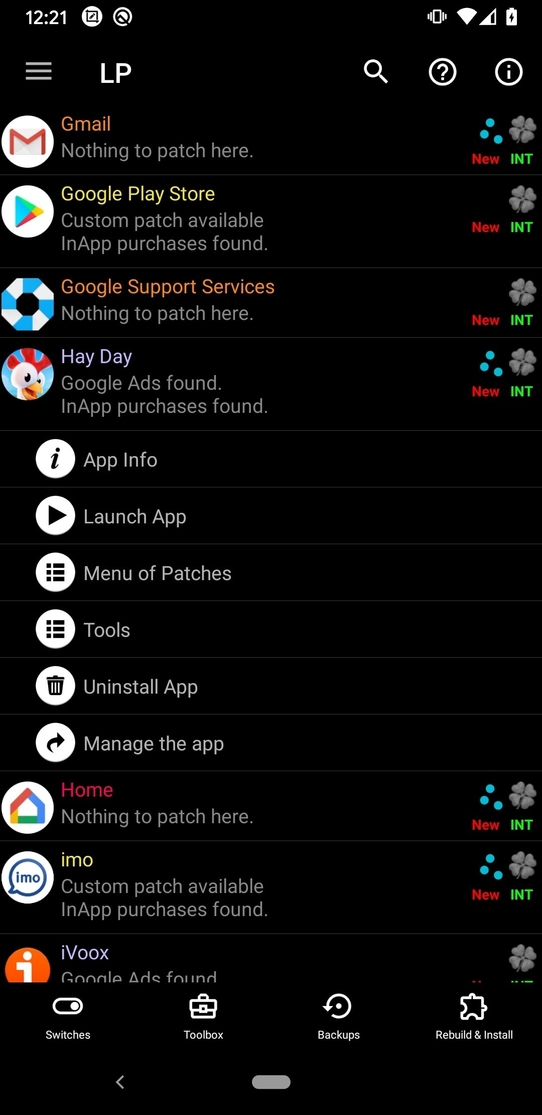 Lucky Patcher 8 5 4 - Download for Android APK Free