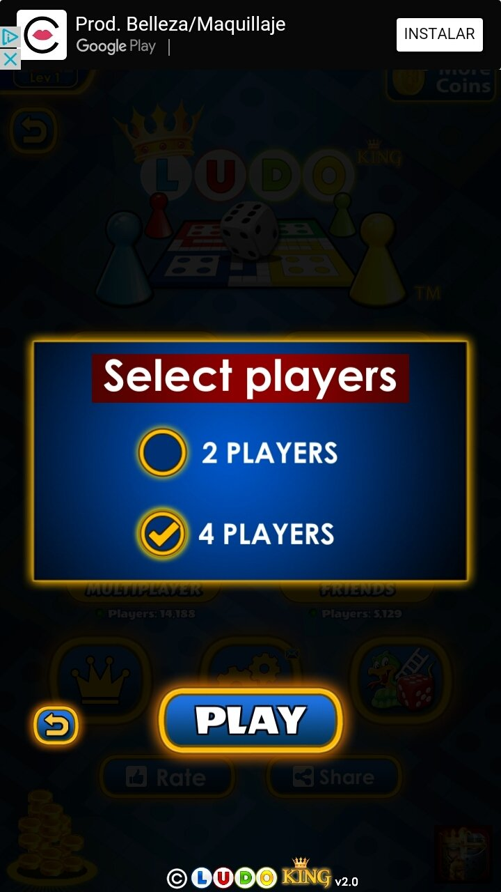 Ludo King 4 7 0 124 - Download for Android APK Free