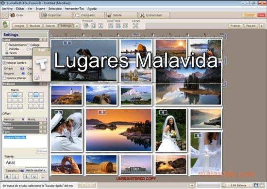 LumaPix FotoFusion image 4