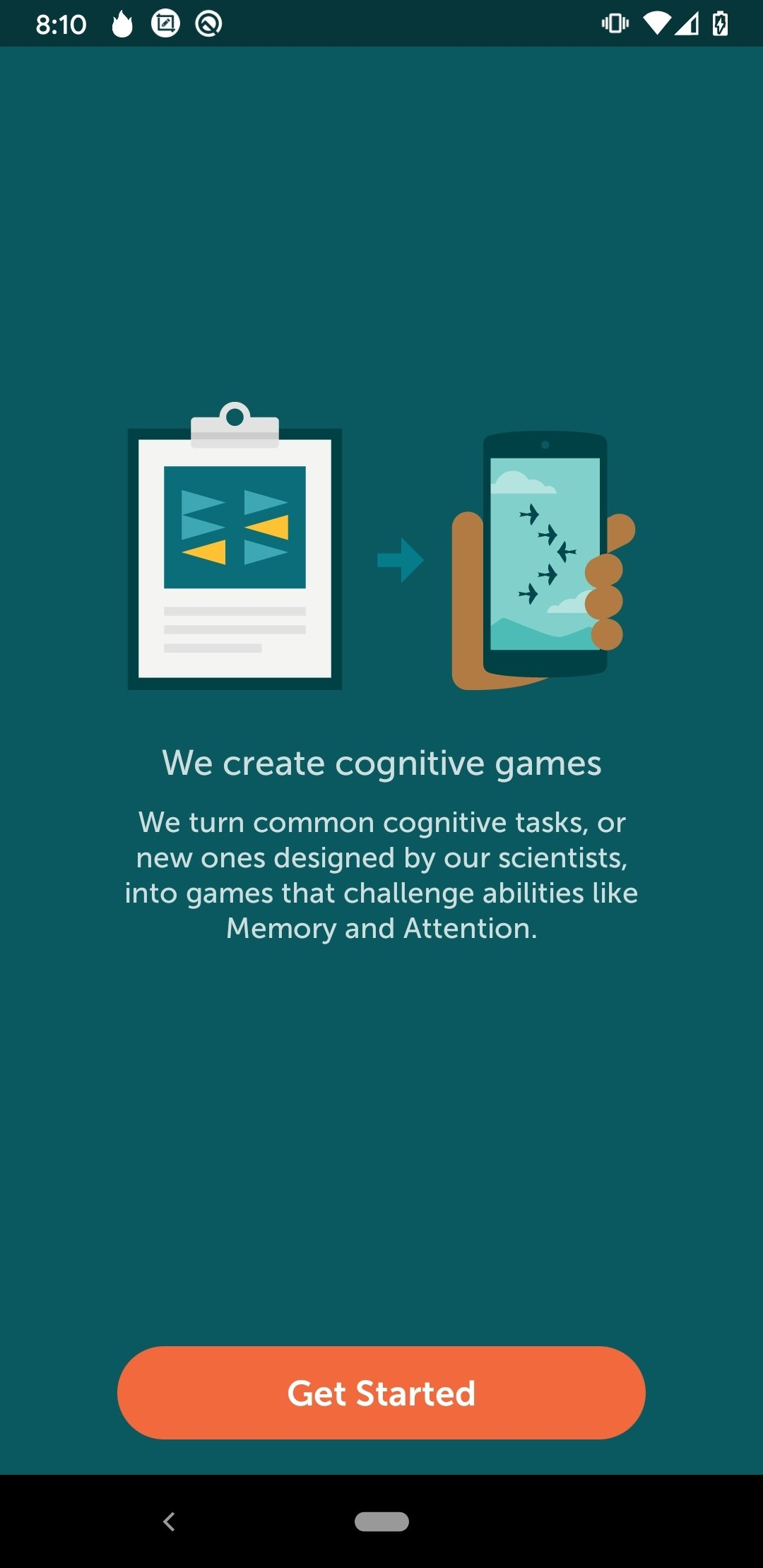 Lumosity Android image 4