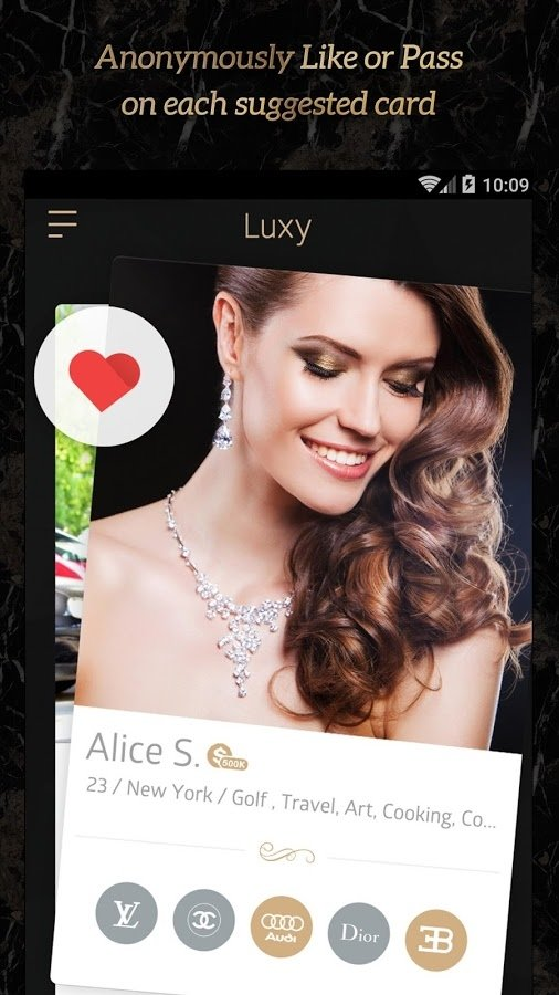 Luxy Android image 5