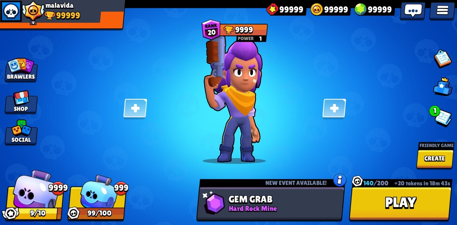 LWARB Brawl Stars MOD 19 102 - Download for Android APK