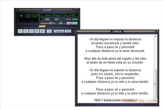 Winamp | gizmo's freeware.