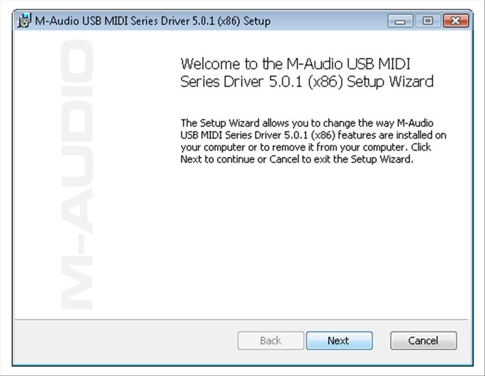 M-Audio Keyboard Controller image 6