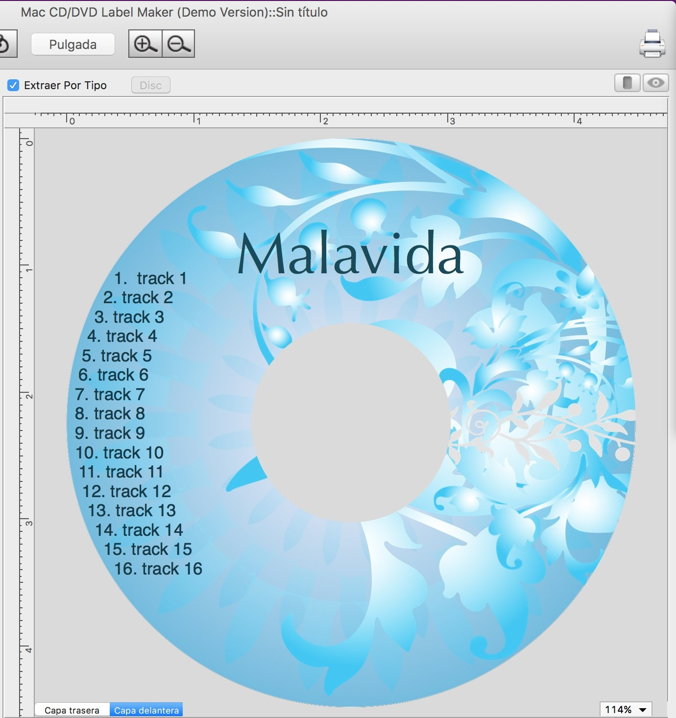 Mac Cd Dvd Label Maker 2 4 6 Download Free