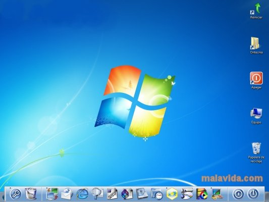 Bring the Mac OS X dock to Windows