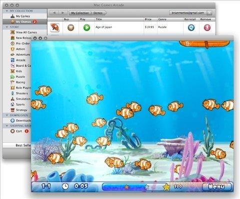 Mac Games Arcade 3 3 21 - Download Free