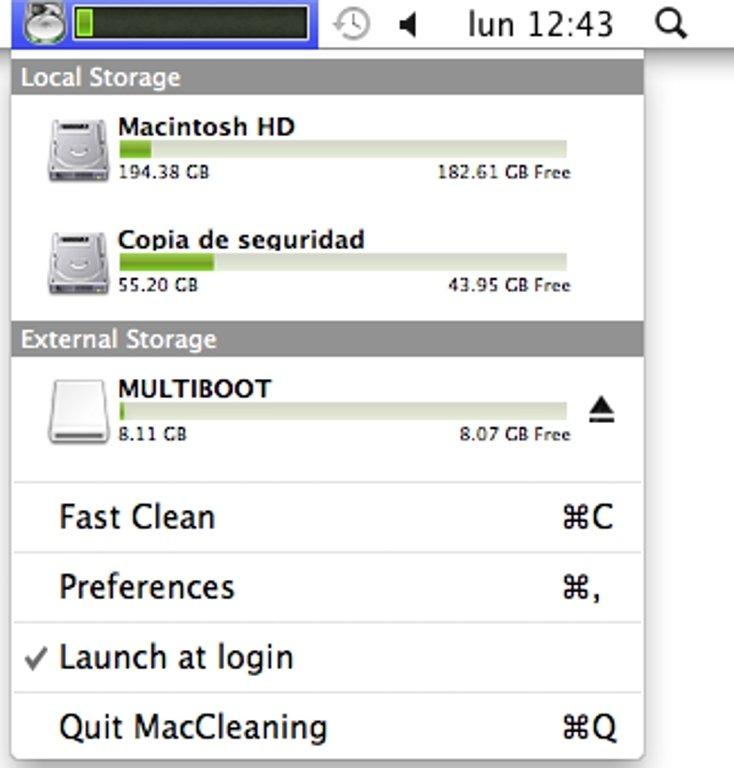 MacCleaning Mac image 3