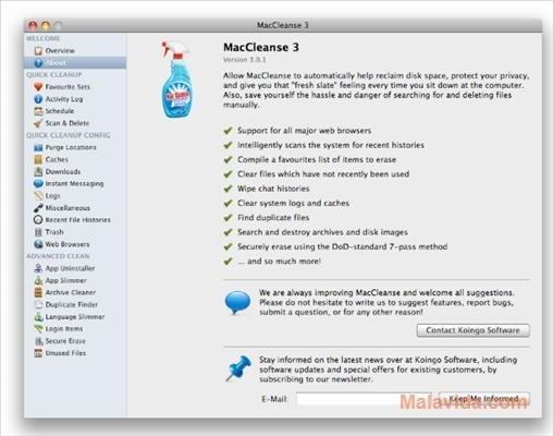 MacCleanse Mac image 6