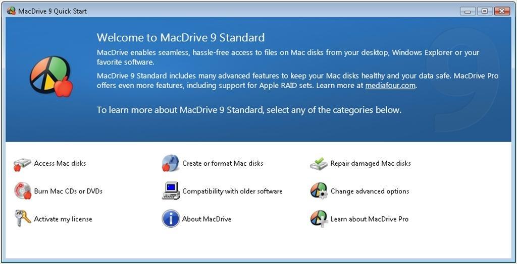 MacDrive image 5