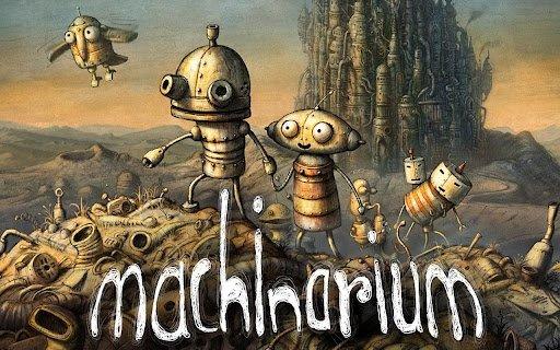 Machinarium Android image 5