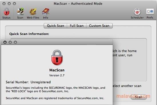 MacScan Mac image 5
