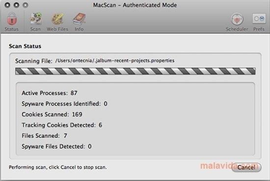 detecter un logiciel espion sur mac