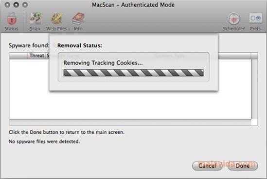 Comment détecter les logiciels espions sur un Mac