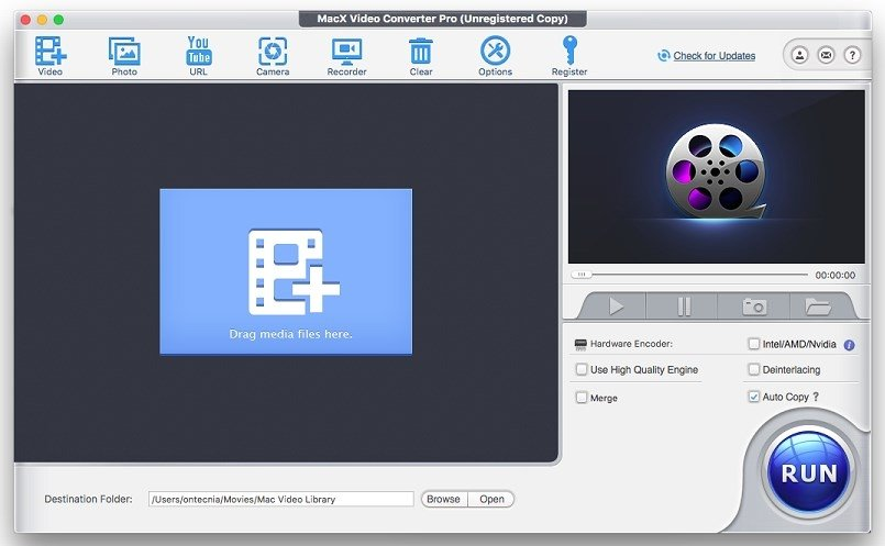 MacX Video Converter Pro Mac image 5