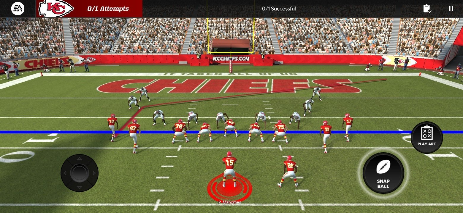 Madden NFL Mobile Android image 5