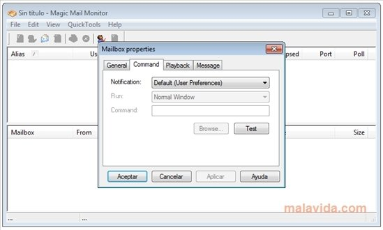 Magic Mail Monitor 2 96 - Download for PC Free