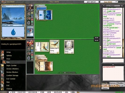 Magic the gathering online 3. 4 download for pc free.