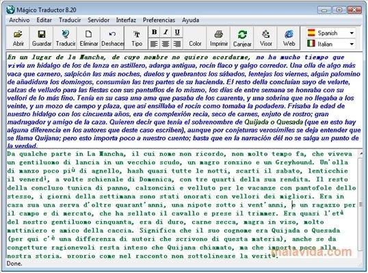 traduttore gratis multilingue