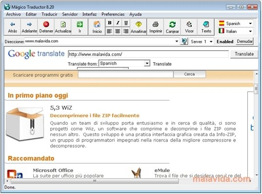 Magic Translator 8.31