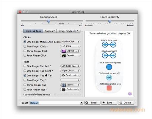 MagicPrefs Mac image 3